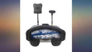 EACHINE EV800D FPV Goggles with DVR 5.8G 40CH 5 Inch 800x480 Diversity Video Headset Build