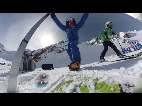 Snowboard Carving  & Giant Slalom
