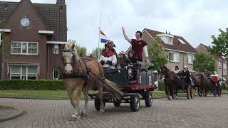 750 Jaar Loon op Zand - Intocht Willem II van Horne (Langstraat TV)
