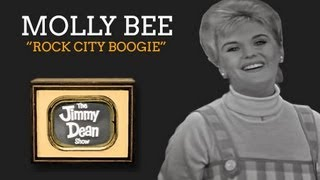 Molly Bee - Rock City Boogie (Live On The Jimmy Dean Show 1964)