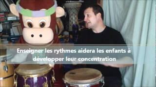 CD Rythmes et tambours, leçon 2