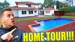 HOUSE TOUR De NUESTRA NUEVA CASA!! ItarteVlogs