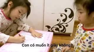 Phương pháp dạy bé học tiếng Anh