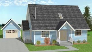 Home Design Cape Cod Simplicity