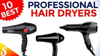 10 Best Professional Hair Dryers in India with Price | High Power & Cold Air Features