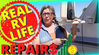 The COST of RV Maintenance and Repairs Over 3 Years of Full Time Living
