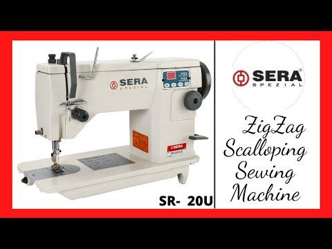 Electronic Multipurpose Zigzag Sewing Machine