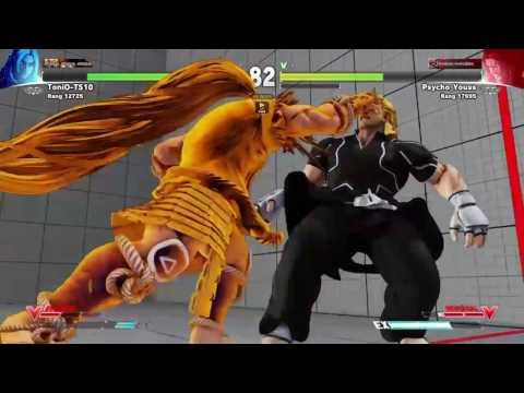 [Street fighter 5] Defi PHX vs Drunken Panda