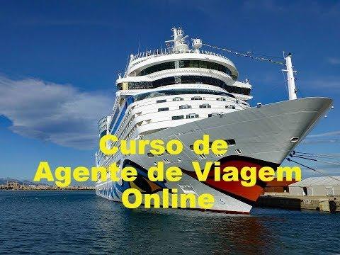 , title : 'Curso  Agente de Viagem Online'