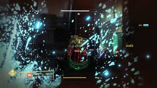 DESTINY 2 - THE DRAW - THE DAMNATION (LAST WORD QUEST STEP)