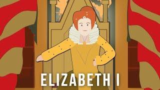 Elizabeth I (1533-1603) Queen of England