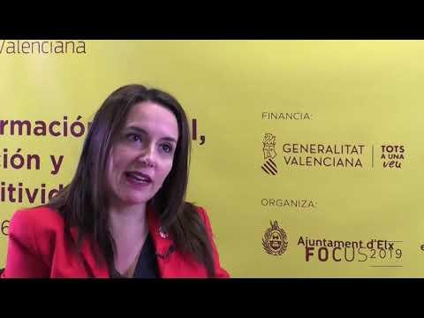Amelia Navarro de la CEV en Focus Pyme CV 2019[;;;][;;;]