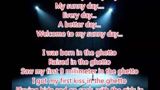 Sunny Day Akon Lyrics