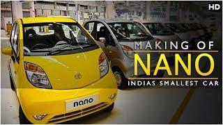The Making Of Tata Nano | कैसें बनी भारत की सबसे सस्ती गाडी | जानिये हकीकत