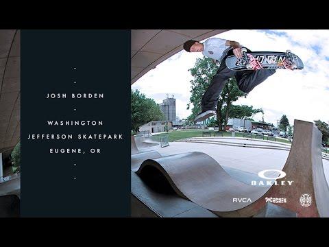 Josh Borden - In Transition