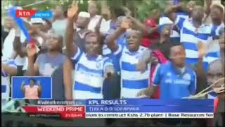 Ingwe beat Bandari to go up one spot on the league table