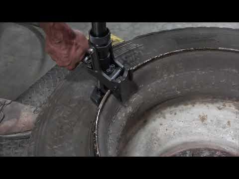 Pneumatický přístroj pro odtlačení patek pneumatik Gaither GTABB-01