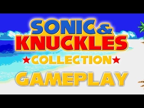 sonic knuckles collection windows 7