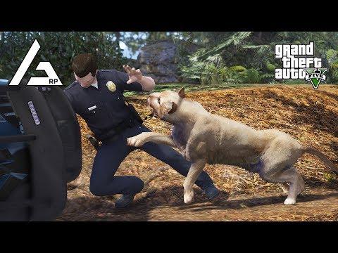 GTA 5 Roleplay - ARP - #217 - Mountain Lion Pack Ambush!