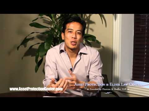 How Medi-Cal Eligibility Can Be Dangerous To Your Home? - Patrick Phancao; Esq.