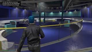 Grand Theft Auto V- Tour of Tru STARS Facility
