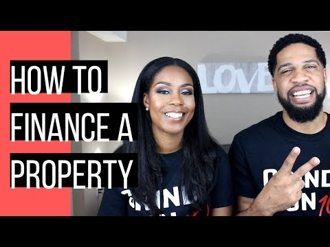 HOW TO FINANCE A HOME