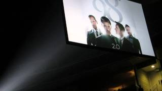 98 Degrees - Video Intro and Heat It Up - San Jose, CA 7-7-13