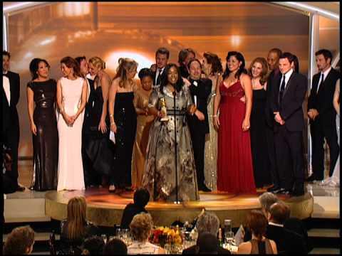 Golden Globes 2007 Greys Anatomy Best TV Drama