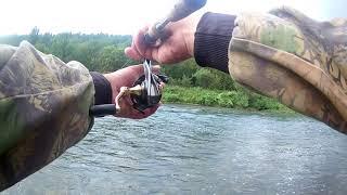 Рыбалка в башкирии на реке ай