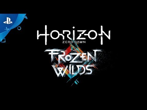 Horizon Zero Dawn: The Frozen Wilds - Paris Games Week Trailer | PS4 thumbnail