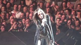 AEROSMITH OPENING AERO-VEDERCI TOUR COLOGNE (Let the music do the talking + Young Lust)