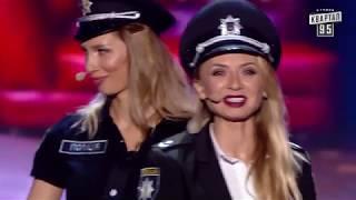 Офицеры легкого поведения   Наряд полиции накрыл бордель   Шоу Женский Квартал 2018 Новый квартал 95