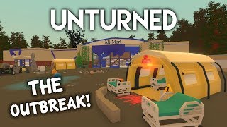 Unturned | The Outbreak! (Survival Roleplay #1)
