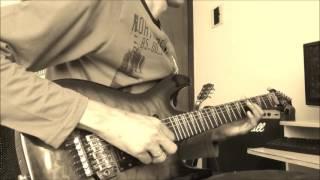 Anna Lee - Dream Theater - Guitar solo (cover)