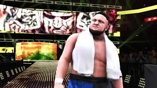 WWE 2K20: Samoa Joe Entrance Video Released!