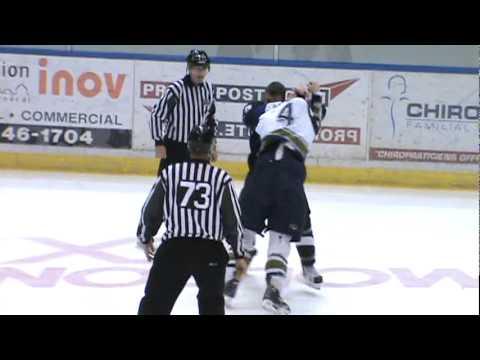 Simon Robidas vs. Cody Doucette