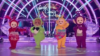 Teletubbies Do The Strictly   Strictly Come Dancing   BBC One
