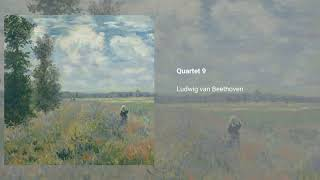 String Quartet no. 9 in C major, Op. 59 no. 3