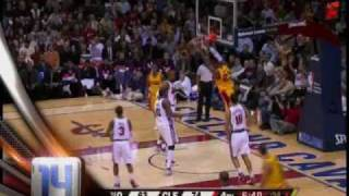 Top 10 LeBron James Plays of the 2009 Season: Honorable Mention