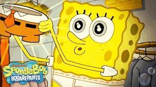 SpongeBob SquarePants | 'SpongeBob LongPants' Episode - Extended Trailer | Nick