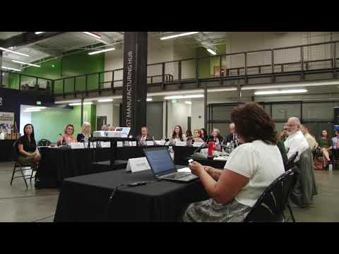 TMCC Institutional Advisory Council Meeting - Aug. 11, 2017