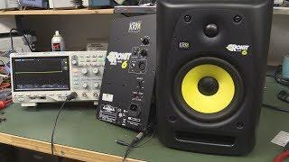 EEVblog #1072 - KRK Rokit 6 Studio Monitor Speaker Repair