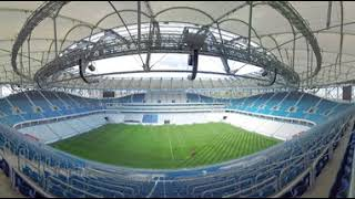 2018 FIFA World Cup: Volgograd Arena (360 VIDEO)