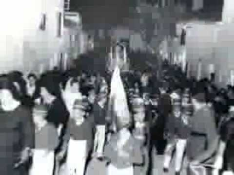 Video Coronación Virgen de Monsalud. Año 1964