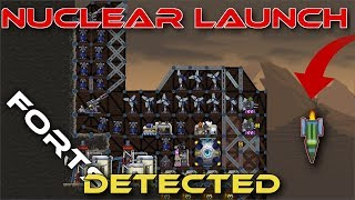 NUCLEAR LAUNCH DETECTED (Atom Cannon Exhibit) - Forts RTS [77]