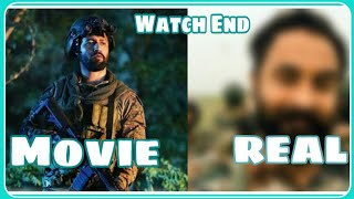URI Real Life Characters (The Surgical Strike)