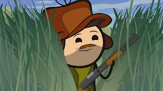 Hunting - Cyanide & Happiness Shorts