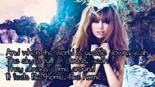 Aura Dione - Friends (Lyrics)