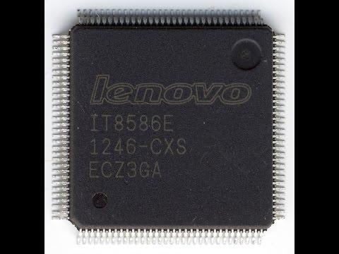 Прошивка IT8586E на Lenovo G50 30