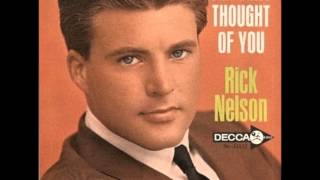 Ricky Nelson Love Is The Sweetest Thing